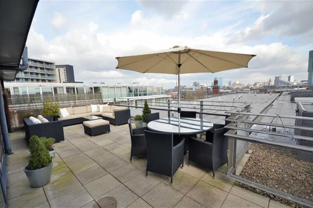 Thumbnail Flat for sale in Base Apartments, Arundel Street, Manchester