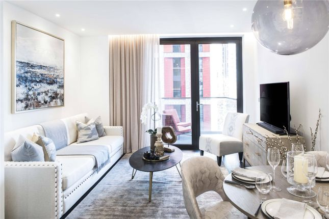 Thumbnail Property to rent in Thornes House, 4 Charles Clowes Walk, London