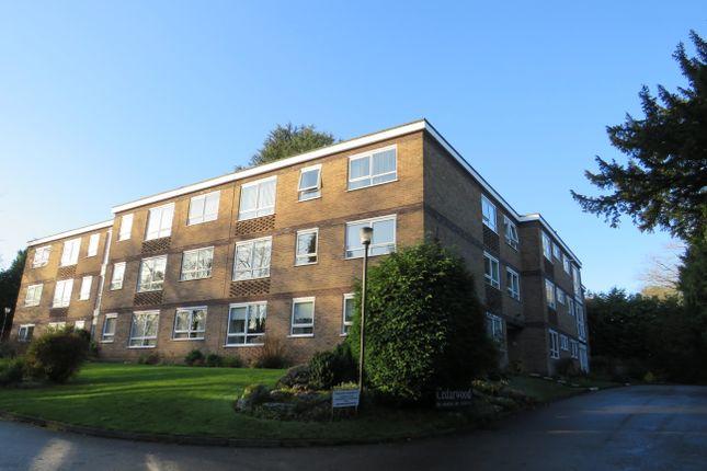 Thumbnail Flat to rent in Cedarwood, 1 Four Oaks Road, Four Oaks, Sutton Coldfield