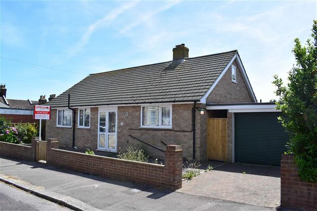 Thumbnail Detached bungalow for sale in Berlin Road, Hastings, East Sussex