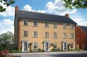 Thumbnail Town house for sale in Blue Boar Lane, Off Wroxham Road, Norwich, Norfolk