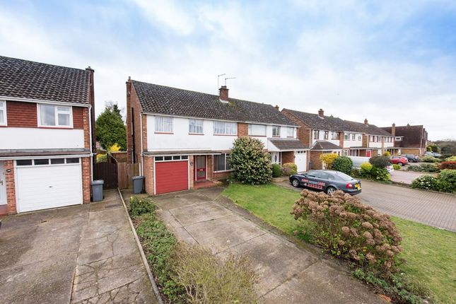 Thumbnail Semi-detached house for sale in Arundel Way, Ipswich
