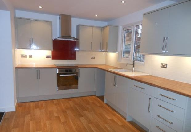 Thumbnail Flat to rent in St Cuthberts Street, Bedford