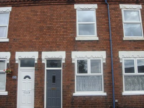 Thumbnail 2 bed terraced house to rent in Spode Street, Stoke