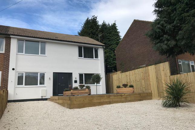 Thumbnail Semi-detached house to rent in Cliffe Lane South, Baildon Shipley