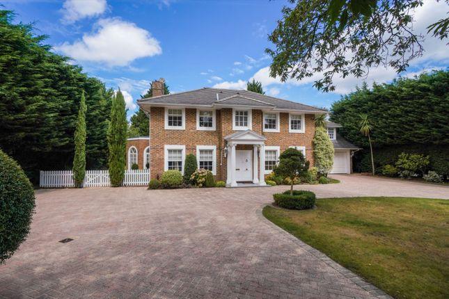 Thumbnail Detached house for sale in Cranley Road, Burwood Park, Walton