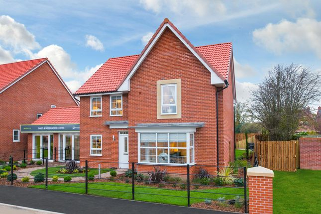 "Thumbnail Detached house for sale in ""Cambridge"" at Ripon Road, Kirby Hill, Boroughbridge, York"