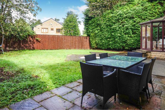 Rear Garden of Cromwell Court, Bradford BD9