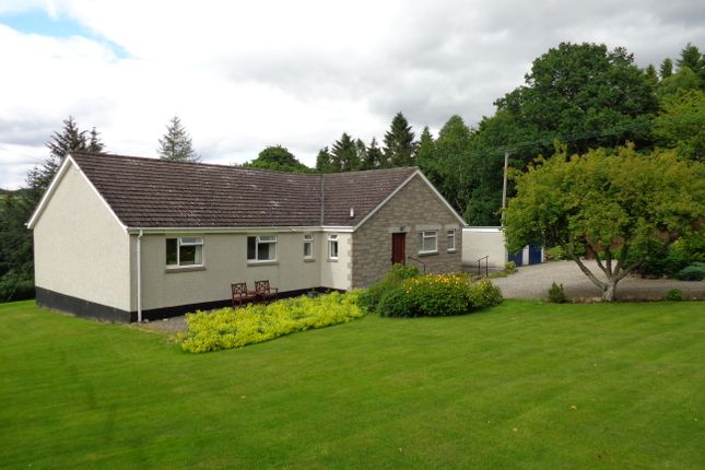 Thumbnail Detached bungalow for sale in 3 Allachie Drive, Aberlour