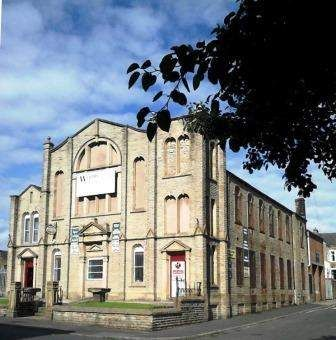 Thumbnail Commercial property for sale in Burnley BB12, UK