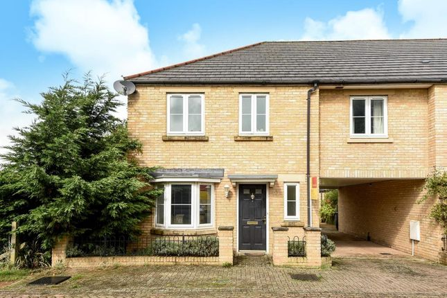 Thumbnail Semi-detached house to rent in Baldwin Mews, Carterton