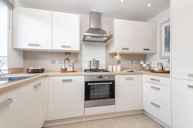 "Thumbnail End terrace house for sale in ""Richmond"" at Langaton Lane, Pinhoe, Exeter"