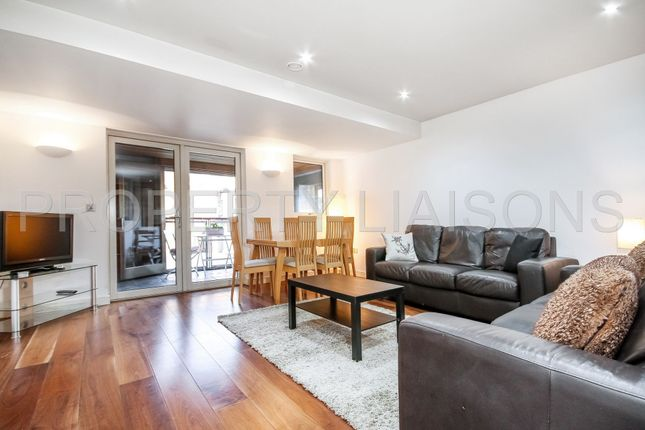 Thumbnail Duplex to rent in Blenheim Court, Denham Street, Greenwich