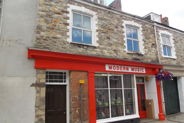 Thumbnail Flat for sale in Kenwyn Street, Truro