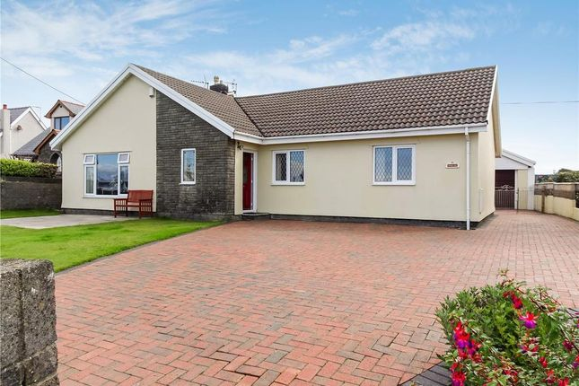 Thumbnail Detached bungalow for sale in Heol Ton, Ton Kenfig
