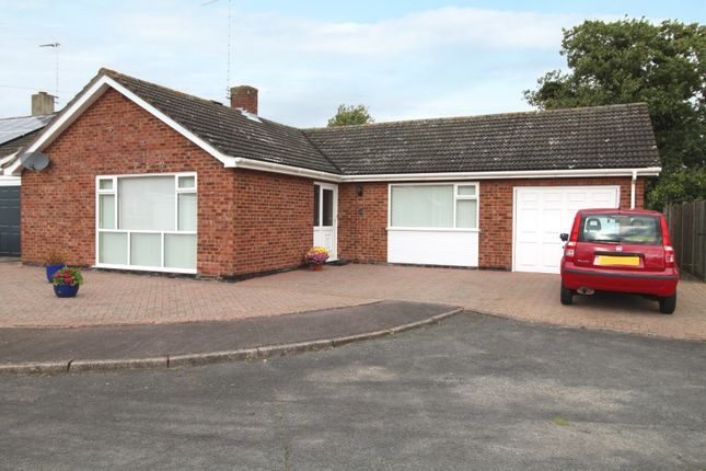 Thumbnail Detached bungalow for sale in Kingston Drive, Beccles