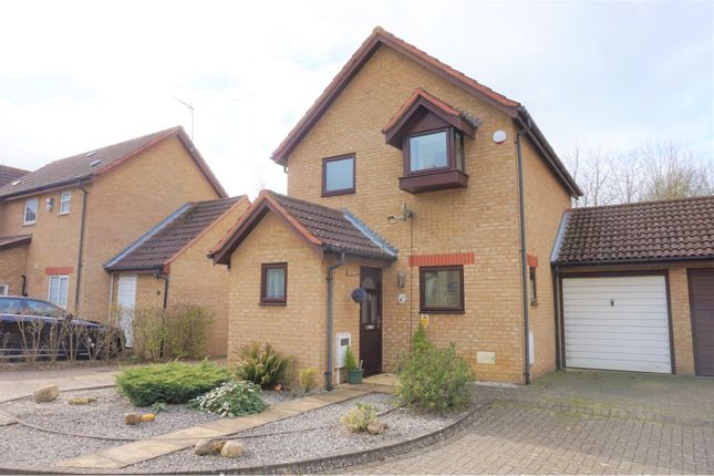 Thumbnail 3 bed link-detached house for sale in Crownhill, Milton Keynes