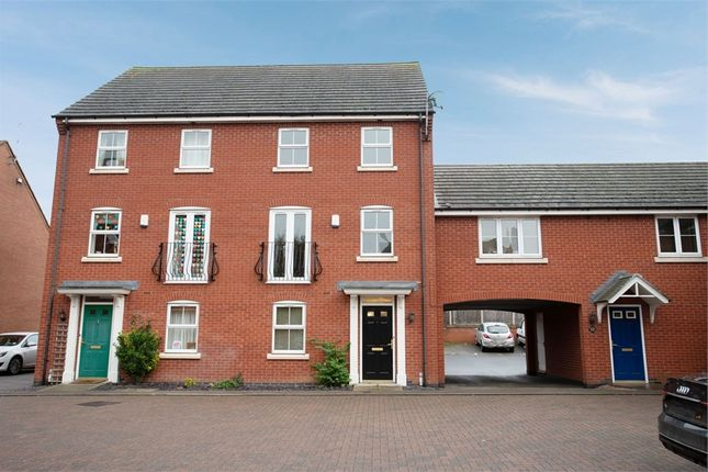 Thumbnail Semi-detached house for sale in Coltsfoot Way, Broughton Astley, Leicester