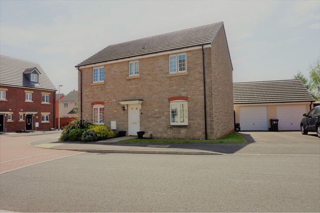 Thumbnail Detached house for sale in Parc Panteg, Pontypool