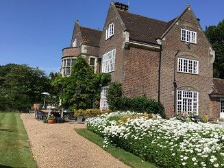 Thumbnail Country house for sale in Farley Grange East, Farley Common, Westerham
