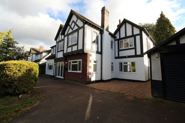 Thumbnail Detached house to rent in Lillington Road, Leamington Spa
