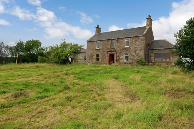 Thumbnail Detached house for sale in Fordelhill Farmhouse, Leuchars