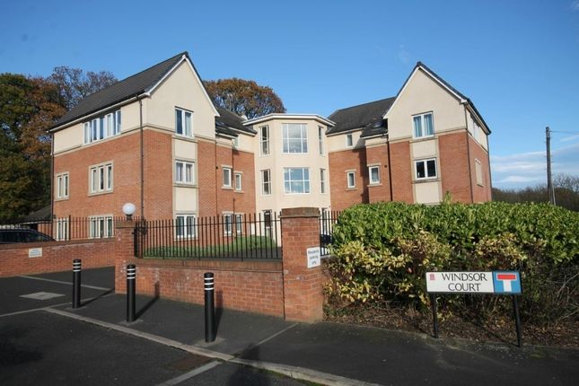 Thumbnail Flat for sale in Windsor Court, Rowlands Gill