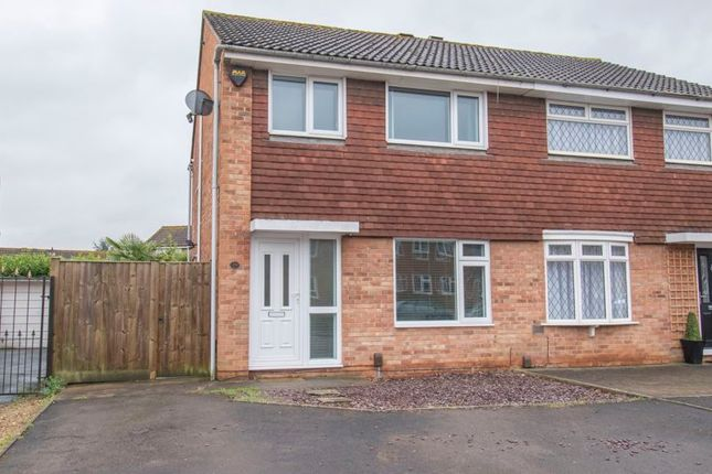Thumbnail Semi-detached house for sale in California Road, Oldland Common, Bristol