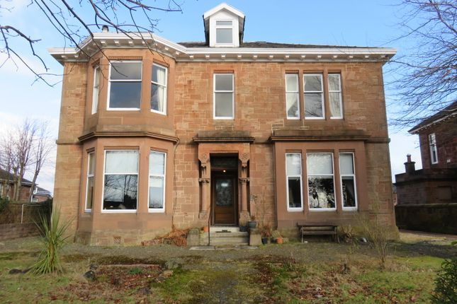Thumbnail Flat for sale in Lefroy Street, Coatbridge