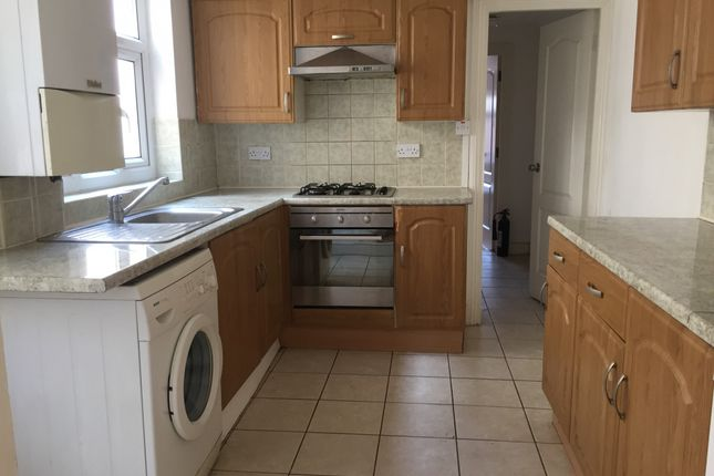 Thumbnail Terraced house to rent in Peterstone Road, Abbey Wood, London