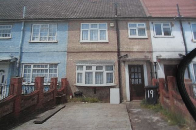 Thumbnail Terraced house to rent in Rutland Way, Orpington