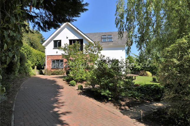 Thumbnail Detached house for sale in Monks Lane, Dedham, Colchester, Essex