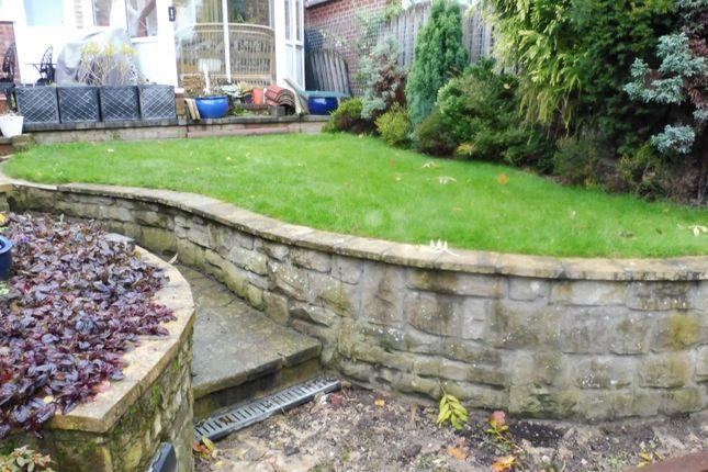 Rear Garden of Hoylake Drive, Swinton S64