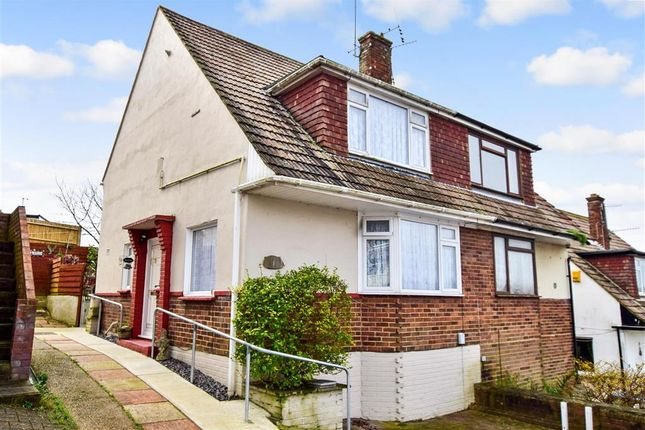 Thumbnail Semi-detached house for sale in Thornhill Rise, Portslade, Brighton, East Sussex