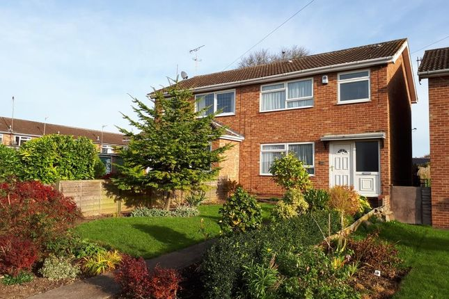 Thumbnail Semi-detached house to rent in Watersedge, Driffield