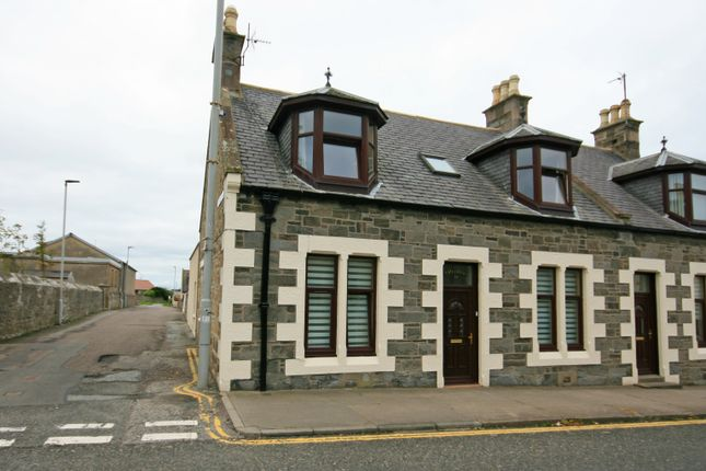 Thumbnail Semi-detached house for sale in 48 High Street, Buckie