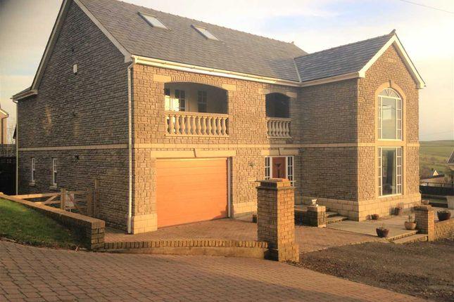 Thumbnail Detached house for sale in Cwm Hyfryd Farm, Gilfach Goch, Gilfach Goch, Porth