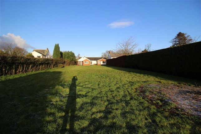 Thumbnail Land for sale in Woodplumpton Lane, Broughton, Preston