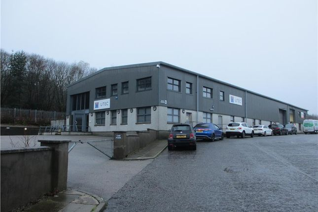Thumbnail Light industrial to let in Utec House, Mugiemoss Road, Bucksburn, Aberdeen, Aberdeen City