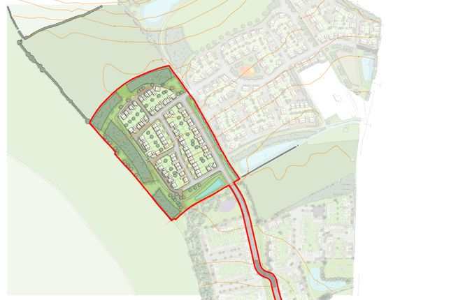 Thumbnail Land for sale in Westcott Way, Pershore, Worcestershire
