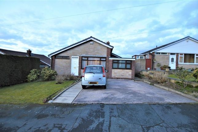 Thumbnail Detached bungalow for sale in Mostyn Street, Dukinfield
