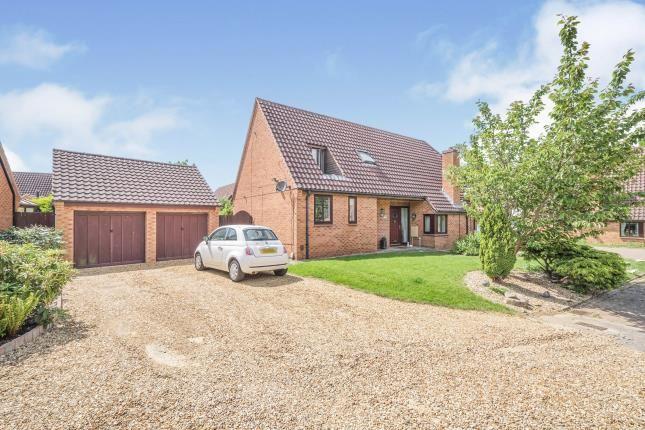 Thumbnail Detached house for sale in Vetchfield, Orton Brimbles, Peterborough, Cambridgeshire