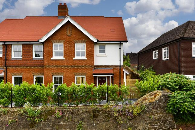 Thumbnail Semi-detached house for sale in Guildford Road, Westcott, Dorking