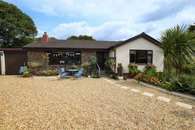 Thumbnail Detached bungalow for sale in Well Meadow, Egloskerry, Launceston