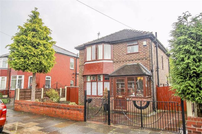 Thumbnail Detached house for sale in Orient Road, Salford