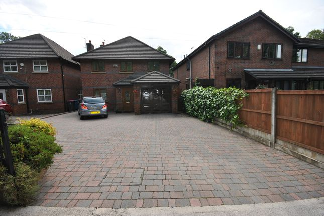 Thumbnail Detached house for sale in Radcliffe Park Road, Salford 6 Manchester