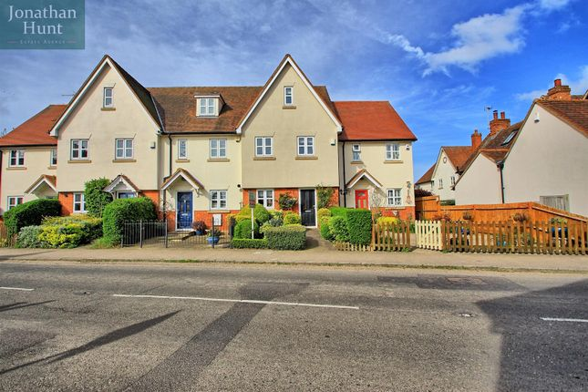 Thumbnail Terraced house for sale in Poets Gate, Widford, Herts