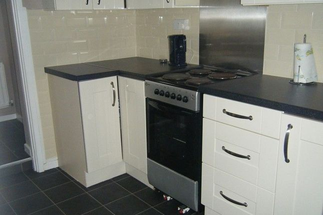Kitchen of Canal Terrace, Ystalyfera, Swansea. SA9