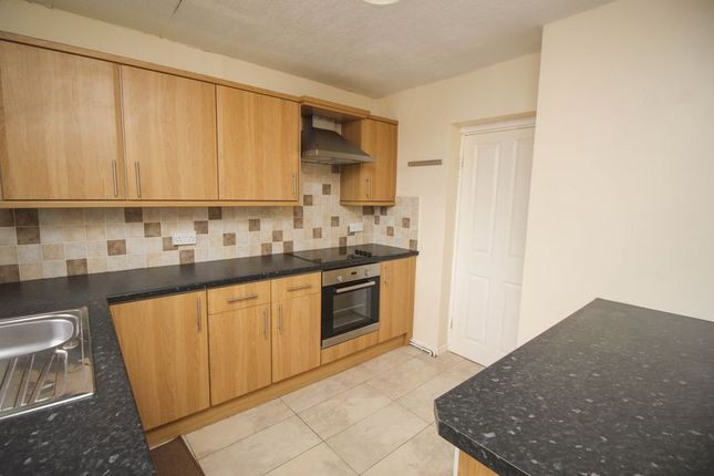 Thumbnail Flat to rent in Penrith Gardens, Gateshead