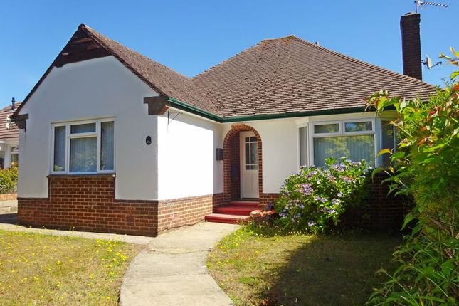 Thumbnail Bungalow for sale in Detached Bungalow. Harewood Avenue, Bournemouth